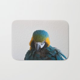 Parrot Ara Bath Mat