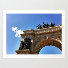 Arch Art Print