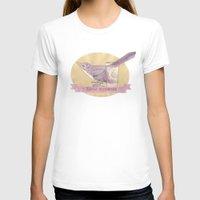 literary T-shirts featuring Literary drinks: Tequila Mockingbird by Ruben Alexander