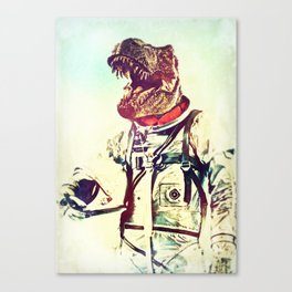 The First and the Last Canvas Print