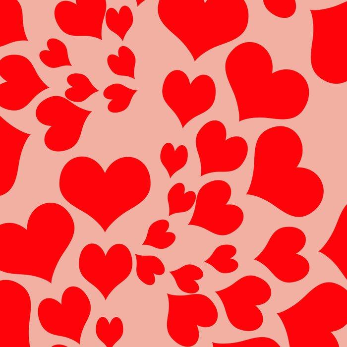 Fractal of Love (Valentine's Day) Leggings
