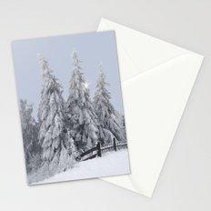 Winterzeit  Stationery Cards