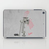 carnage iPad Cases featuring Carnage by Revolve Production
