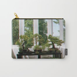 Bonsai Window Carry-All Pouch