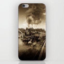 Nostalgic Journey iPhone Skin