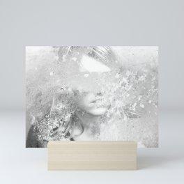 Kill Yourself & The Voices Stop Mini Art Print