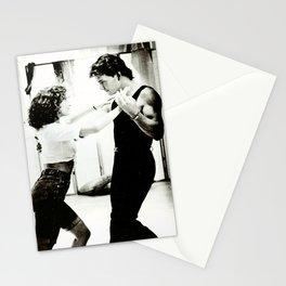Dirty Dancing Patrick Swayze and Jennifer Grey Stationery Cards