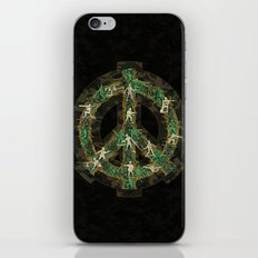 Peace Keepers iPhone & iPod Skin
