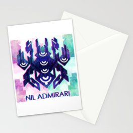 LET NOTHING SURPRISE YOU Stationery Cards