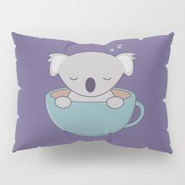 Kawaii Cute Koala Bear Pillow Sham