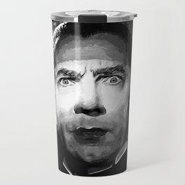 Count Dracula Travel Mug
