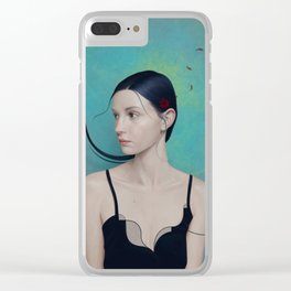 468 Clear iPhone Case