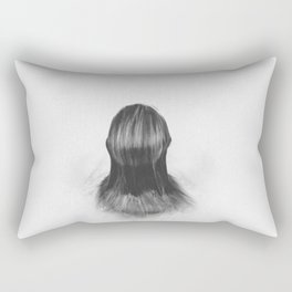 Good looking graphic design Rectangular Pillow