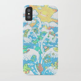Tower of Fable iPhone Case