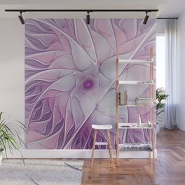 Beauty of a Flower Wall Mural