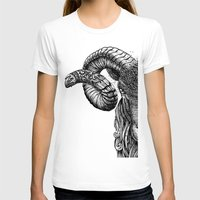 aries T-shirts featuring Aries by PAgata
