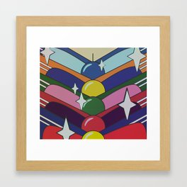 Tribute to Sailormoon Framed Art Print