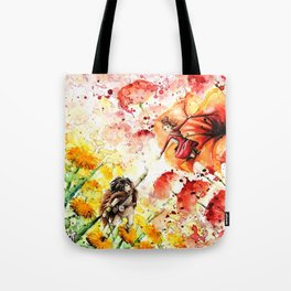 """""""Catch my hand"""" Tote Bag"""