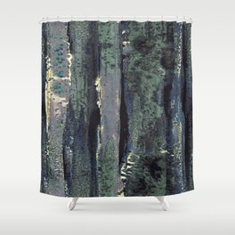 Splatter Shower Curtain