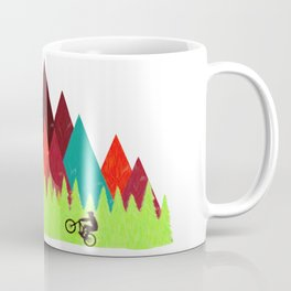 MTB Trails Coffee Mug