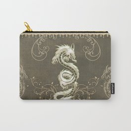 Beautiful chinese dragon Carry-All Pouch