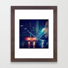 PULP FICTION 5 Framed Art Print
