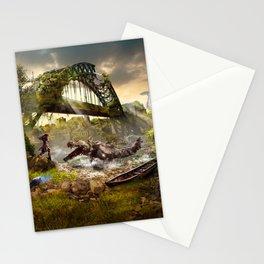 Newcastle [Horizon Zero Dawn] Stationery Cards