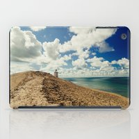 lighthouse iPad Cases featuring Lighthouse by Robin Öijer Photography