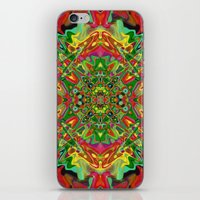 persian iPhone & iPod Skins featuring Persian 3 by Glanoramay