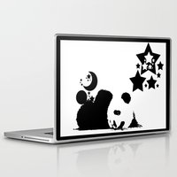sleep Laptop & iPad Skins featuring Sleep by Panda Cool