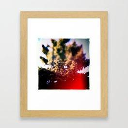 Monster Tree Framed Art Print