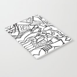 Stairs to Infinity Notebook