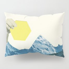 Moving Mountains Pillow Sham