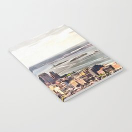 New York, panoramic view, USA Notebook