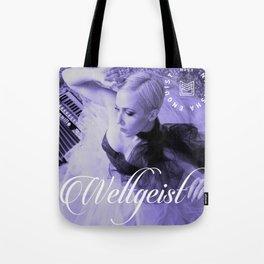 """Weltgeist"" EP Artwork - Miss Natasha Enquist Tote Bag"