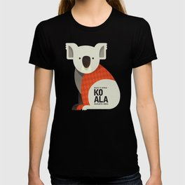 Hello Koala T-shirt