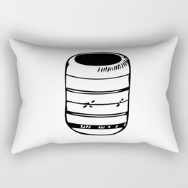 Little vase Rectangular Pillow