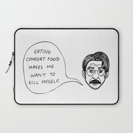 Marc Maron Laptop Sleeve