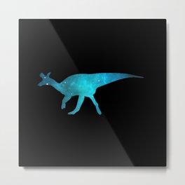 Lambeosaurus Metal Print