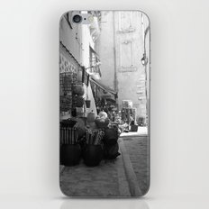 Cassis street iPhone & iPod Skin