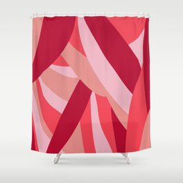 Pucciana Red Fruits Shower Curtain