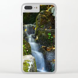 The Stairway Clear iPhone Case
