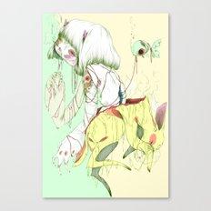 Found Souls, Open Islands Canvas Print