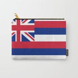 flag of hawai,america,usa,Aloha State, Paradise of the Pacific, Hawaiian,oceania,Honolulu,Maui,Oahu, Carry-All Pouch