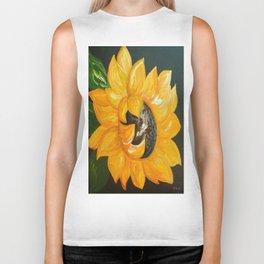 Sunflower Solo Biker Tank