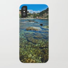 Taormina, Sicily I iPhone Case