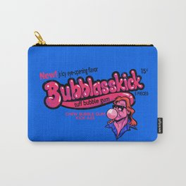 BUBBLASSKICK Carry-All Pouch