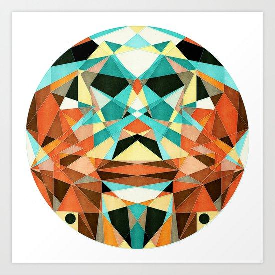 Bubico Art Print