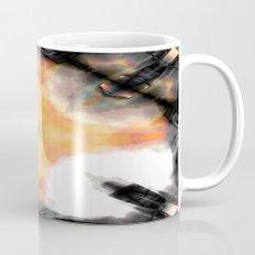 Water Rust Pattern 003 Mug