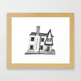 Calhoun House I Framed Art Print